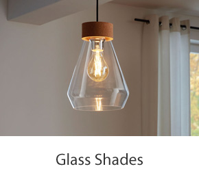 Glass Shade Pendant Lights
