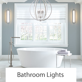 Clearance Bathroom Lights