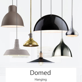 Dome Pendant Lights