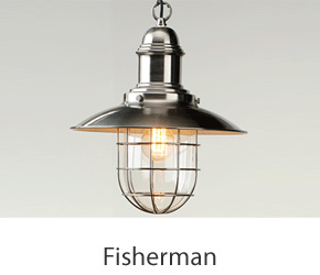 Fisherman Pendant Lights
