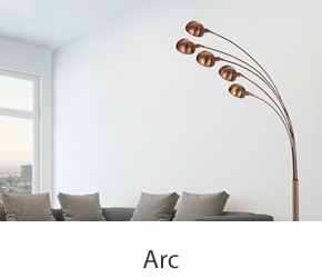 Arc Floor Lamps