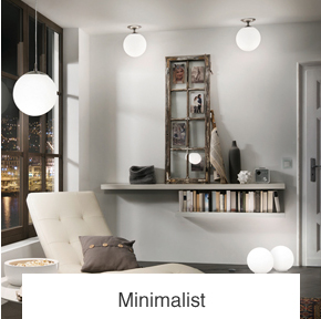 Minimalist Ceiling Lights