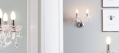 Candle Wall Lights