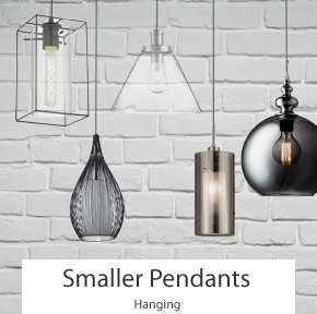 Smaller Pendant lights