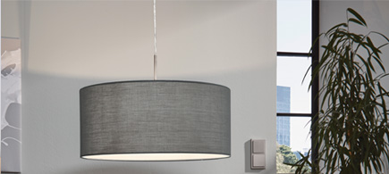 Hanging Ceiling Lights With Shades