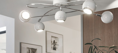 Retro Ceiling Lights