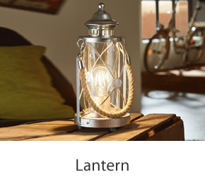 Lantern Table Lamps