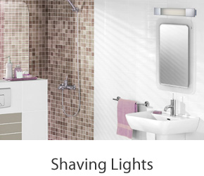 Bathroom Shaving Lights