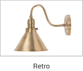 Retro Wall Lights