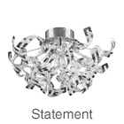 Statement Ceiling Lights