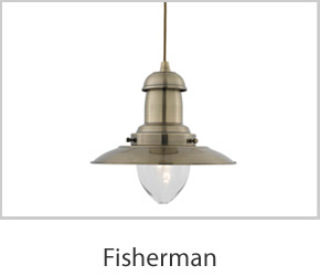 Fisherman Ceiling Lights