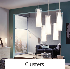 Pendant Cluster Ceiling Lights