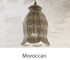 Moroccan Ceiling Lights