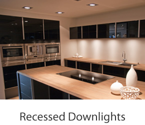 Kitchen Flush Ceiling Lights Recessed Spotlights For Kitchen ...