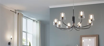 Multi Arm Hanging Lights