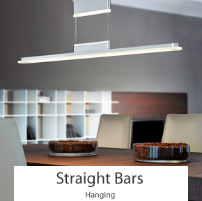 Straight Bar Pendant Lights