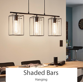 Bar Pendant Lights With Shades