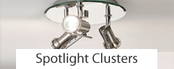Bathroom Spotlight Clusters