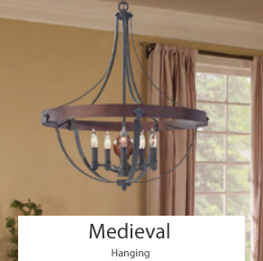 Medieval Ceiling Lights