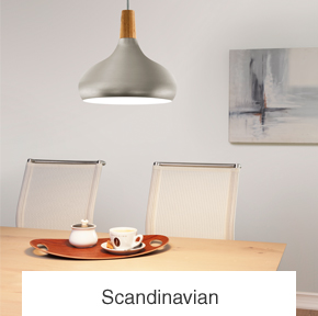 Scandinavian Pendant Lights