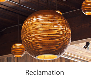 Reclamation Pendant Lights