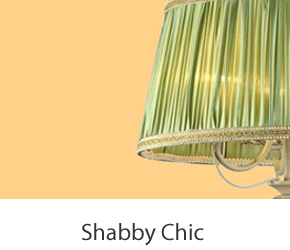 Shabby Chic Pendant Lights
