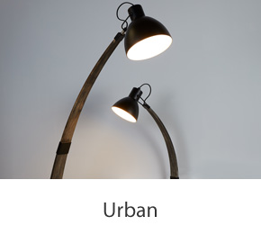 Urban Floor Lamps