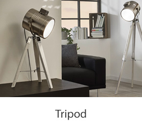 Tripod Table Lamps