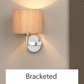 Bracketed Wall Lights