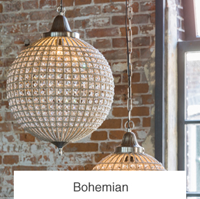 Bohemian Ceiling Lights