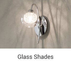 Glass Shades Wall Lights