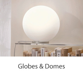 Globes & Dome Table Lamps
